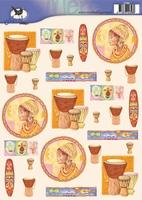 VB2396 Afrikaanse attributen