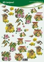 VB2414 Vogelhuisje