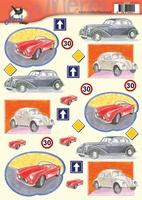VB2420 Antieke auto's