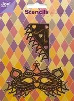 60010111 Joy stencil Masker