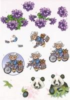 BO65 Bloemen/Boerinnetje