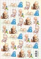 8841T42 Knipvel  Baby + Vellum