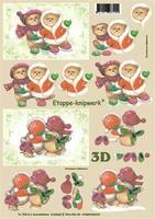 4169343 LeSuh Kerstbeertjes