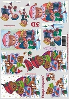 4169397 LeSuh Kerstberen