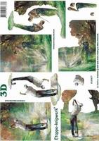 4169477 LeSuh 3D Golfsport