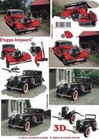 4169500 LeSuh 3D Antieke auto's