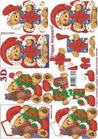 4169530 LeSuh Kerstbeertje