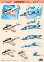 STSL626 Studio Light Vliegtuigen