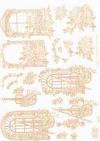 TBZ572424 Embossed Muziekinstrumenten