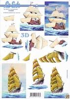 4169690 LeSuh Oude Zeilschepen