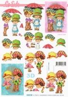 4169725 LeSuh Kinderen in de Regen