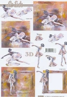 4169826 LeSuh Ballerina
