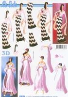 4169834 LeSuh Avondkleding Dames