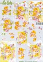 4169843 LeSuh Bloemenbeertje