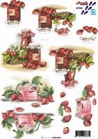 821543 LeSuh Aardbeien Marmelade