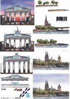 821594 LeSuh Berlin Brandenburger Toren x