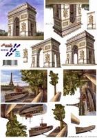 8215132 LeSuh Arc de Triomph