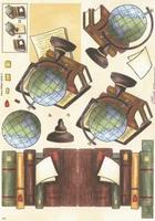 M055 Mireille Wereldbol