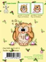 558213 Owlies Twitke Kerst