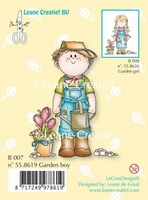 55.8619 LeCreaDesign® Bambinie Garden Boy