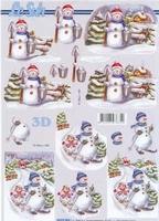 8215254 LeSuh Sneeuwpop