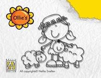 OL015 Nellie Snellen Stempel