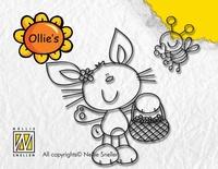 OL016 Nellie Snellen Stempel