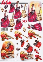 8215543 LeSuh Flamenco Dans