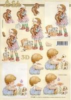 777009 LeSuh Spelende Kinderen