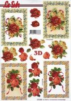 777070 LeSuh Bloemenschilderij