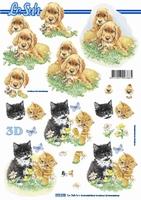 777179 leSuh Pups en kittens