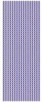 ST144Z Sticker Randen Rond Zilver