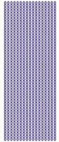 ST144W Sticker Randen Rond Wit