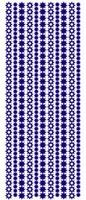 ST547BR Sticker Sterretjes Brons