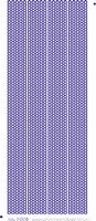 ST3008G Sticker Rondjes Randen Goud