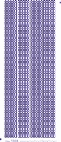 ST3008Z Sticker Rondjes Randen Zilver