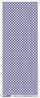 ST3070BL Sticker Rondjes Blauw